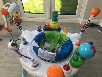 Renting out: Jumperoo for baby