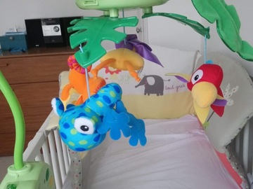 Selling: Fisher Price Rain Forest Musical leaves