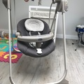 Renting out: Baby bouncer