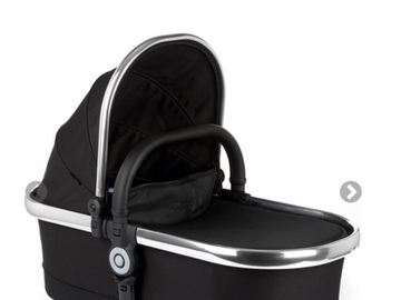 Selling: ICandy peach carrycot black magic 2