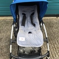 Selling: Bugaboo Bee 3 pushchair with raincover