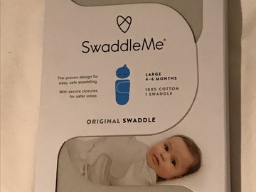 Selling: Baby original swaddle