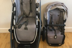 Selling: Uppababy vista 2017
