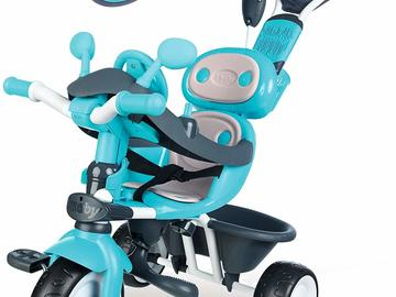 Selling: Smoby Tricycle 3 to 1