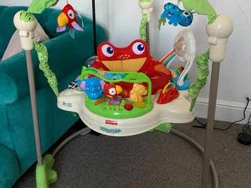 Selling: Fisher Price Rain Forest Jumperoo