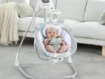 Selling: Ingenuity simple comfort cradling swing