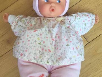 Selling: Corolle Soft Baby doll