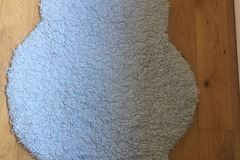 Selling: Maison du Monde cloud light blue carpet