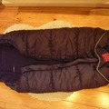 Selling: Kaiser footmuff navy