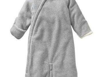Selling: GAP BABY ONESIE GREY