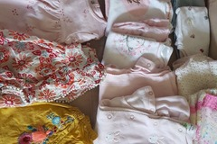 Selling: 0-3 Months Bundle of Girls Clothes