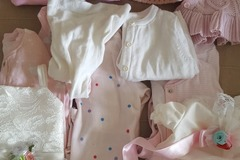 Selling: 3-6 Months Bundle of Girls Clothes