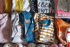 Selling: 9-12 Months Bundle of Girl's Clothes