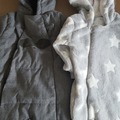 Selling: 9-12 Months Pramsuits