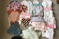 Selling: New Born - 6 months clothing bundle