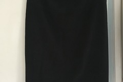 Selling: Jojo maman bebe black pencil skirt