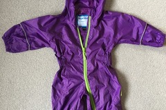 Selling: Puddle Suit 1.5-2 years, barely worn