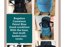 Selling: Bugaboo cameleon -Negotiable