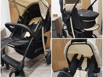 Selling: HAUCK Pram/Pushchair Travel System
