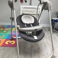 Selling: Chicco baby bouncer for baby suitable from birth