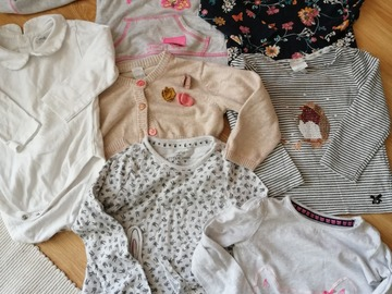 Selling: 12-18 months girl tops