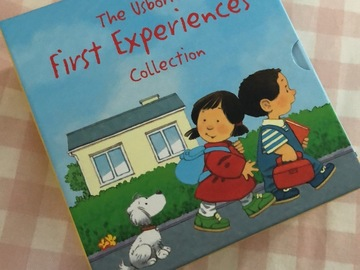Selling: First Experiences Collection