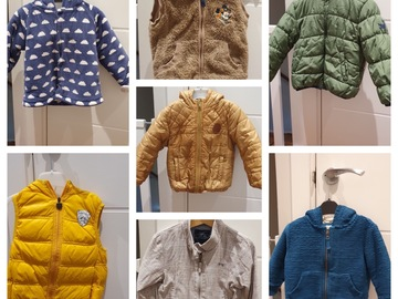Selling: Baby jackets bandle