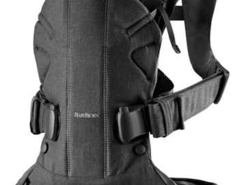 Selling: Baby Bjorn carrier one - Black