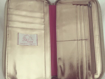 Selling: PinkLining Messenger/baby bag & purse