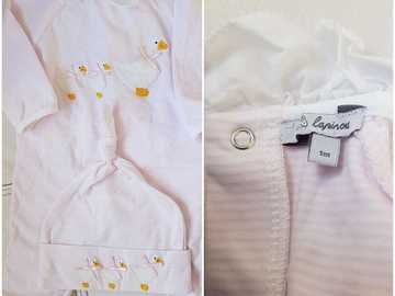Selling: High-Street Baby Girl Clothes 0-3