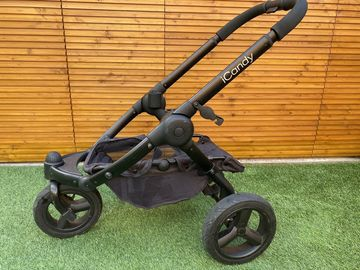 Selling: icandy peach all terrain with carrycot
