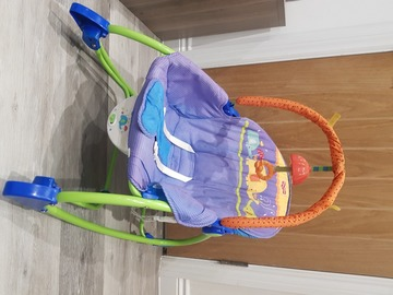 Giving away: Fisher-Price baby bouncer chair
